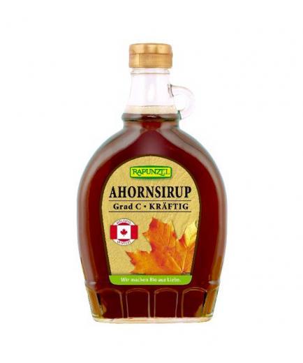 Rapunzel - Bio grade C maple syrup 375ml