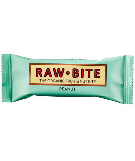 RAWBITE –  Natural Energy Bar - Peanut