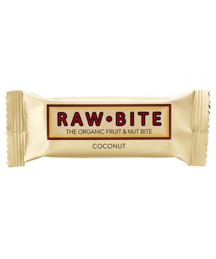 RAWBITE –  Natural Energy Bar – Coconut