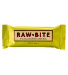 RAW-Bite - Barrita energética natural - Lima Picante