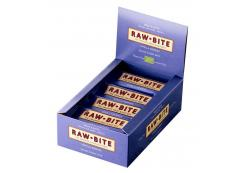 RAWBITE –  Box of 12 natural energy bars – Berries and Vanilla