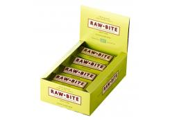 RAWBITE –  Box of 12 natural energy bars – Spicy Lime
