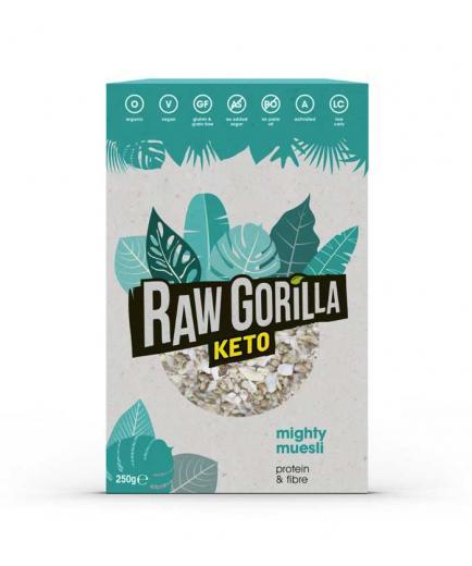 Raw Gorilla - Organic Keto Muesli 250g