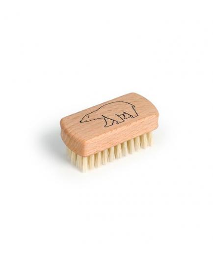Redecker - Wooden nail brush kids