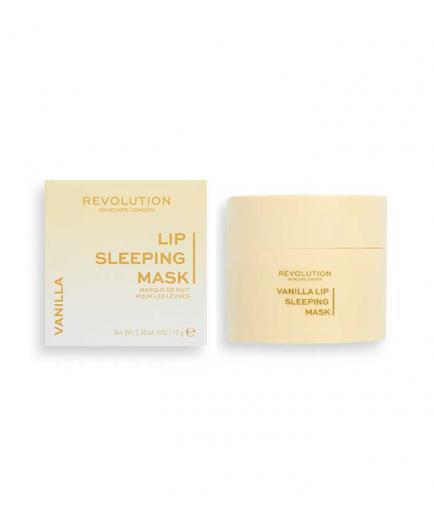 Revolution Skincare - Night mask for lips - Vanilla