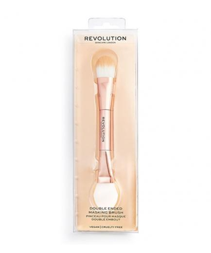 Revolution Skincare - Double Ended Masking Brush