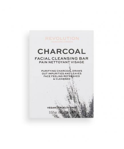 Revolution Skincare - Charcoal Therapy Solid facial soap