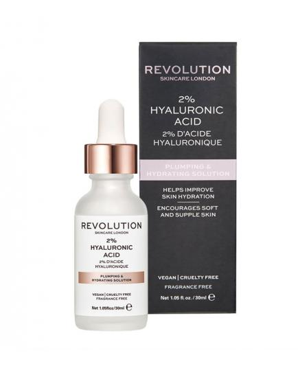 Revolution Skincare - Plumping & Hydrating Solution - 2% Hyaluronic Acid