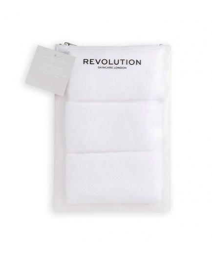 Revolution Skincare - Microfibre Face Cloths