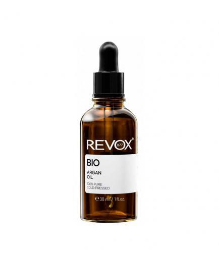 Revox - Bio Cold Pressed 100% Pure Argan Oil