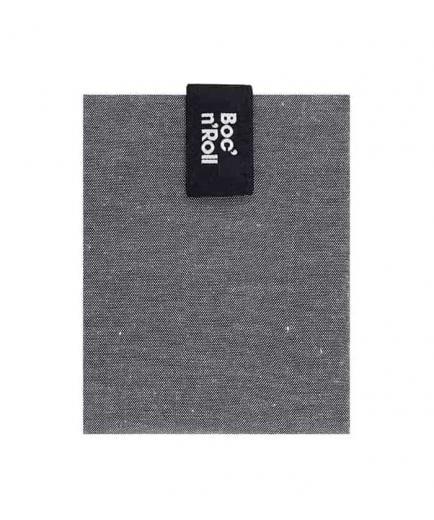 Roll eat - Reusable snack holder Boc n Roll - Black