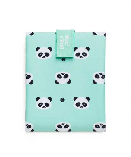 Roll eat - Reusable sandwich holder Boc n Roll - Panda