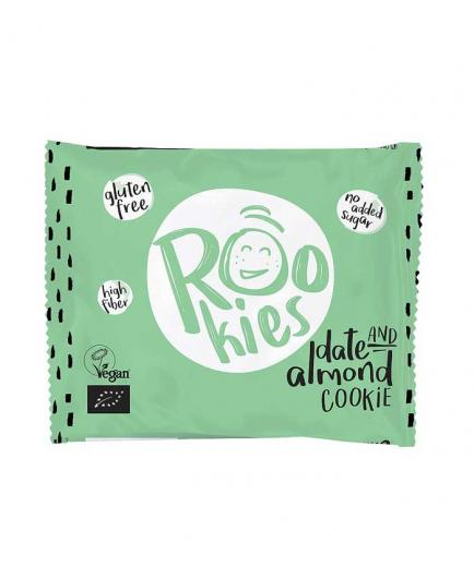 Rookies - Bio gluten-free biscuit 40g - Dates and almonds