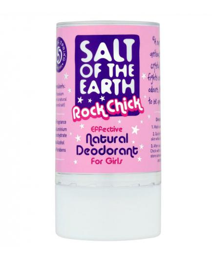 Salt of the Earth - Natural deodorant - Rock Chick Alum Stone