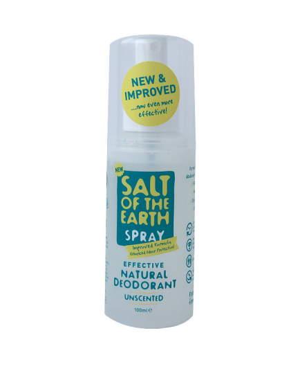 Salt of the Earth - Desodorante Spray sin perfume