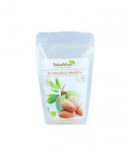 SaludViva Superalimentos - Organic gluten-free ground almonds 200g