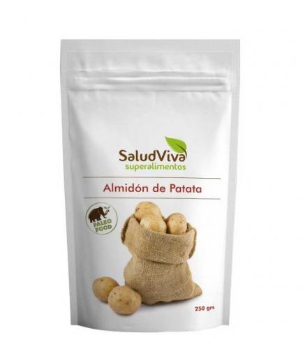 SaludViva Superalimentos - Bio Gluten-Free Potato Starch 250g
