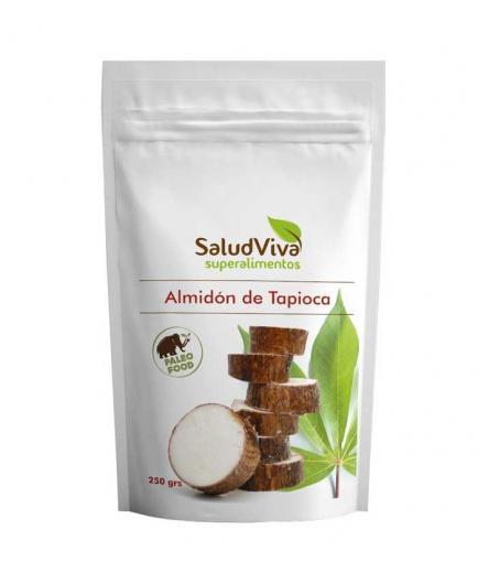 SaludViva Superalimentos - Tapioca starch gluten free 100% Bio 250g