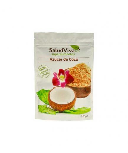 SaludViva Superalimentos - Organic Coconut Sugar 250g