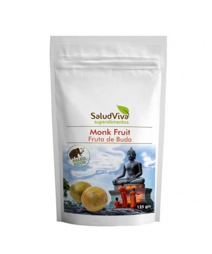 SaludViva Superalimentos - Monk Fruit Buddha Fruit Sweetener 125g