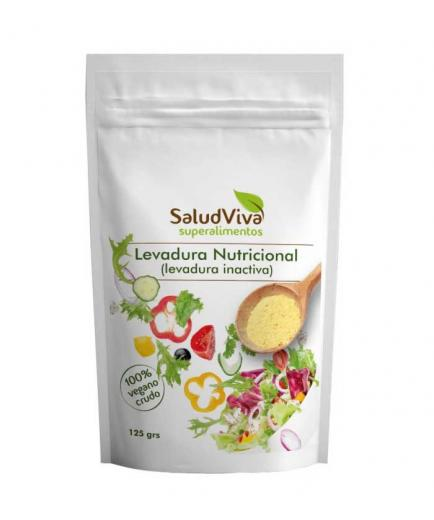 SaludViva Superalimentos - 100% vegan nutritional yeast