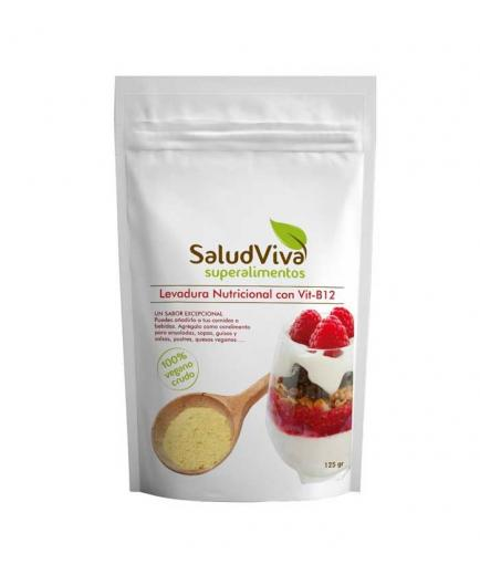 SaludViva Superalimentos - Nutritional yeast with vitamin B12