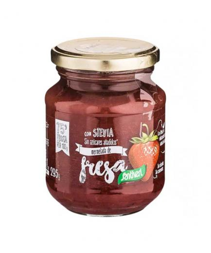 Santiveri - Strawberry jam with no added sugar