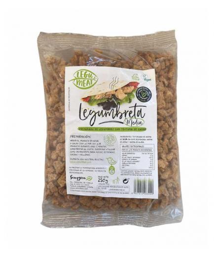 Sanygran - * Legumeat * - Vegan gluten-free dehydrated legume 250g - Medium