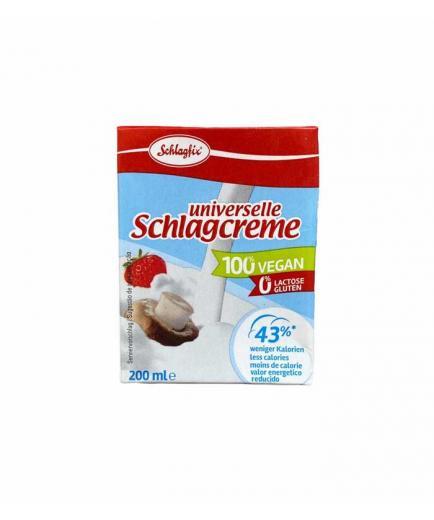 Schlagfix - Gluten-free vegetable whipping cream 200ml