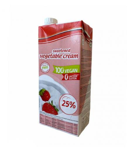 Schlagfix - Sweet vegetable cream for mounting and cooking, gluten-free 1L