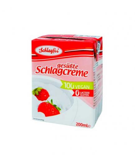 Schlagfix - Sweet vegetable cream for mounting and cooking, gluten-free 200ml