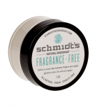 Schmidt´s - Cream Deodorant - Fragrance Free - Travel size