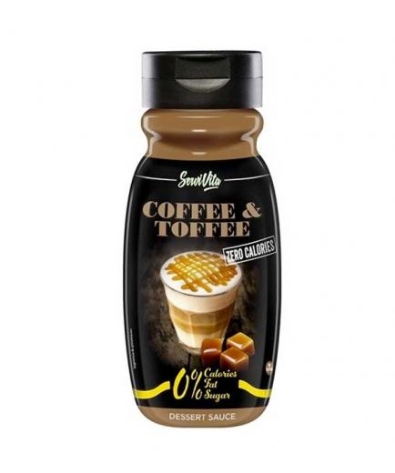ServiVita - Coffee and Toffee Syrup 0%