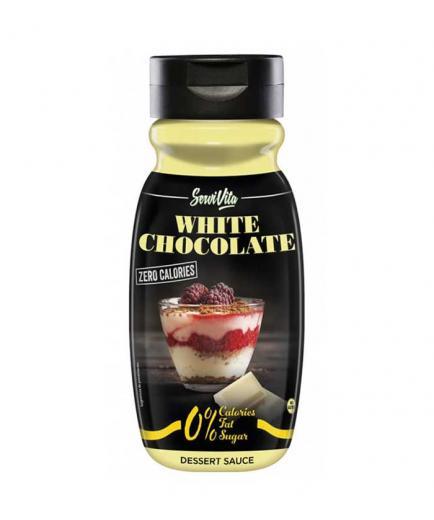 ServiVita - White Chocolate Syrup 0%