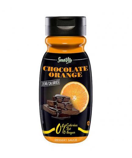ServiVita - Chocolate and orange Syrup 0%