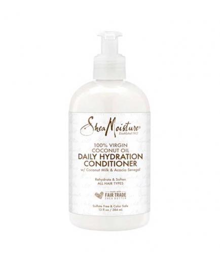 Shea Moisture - Daily Hydration Conditioner - Coconut Oil