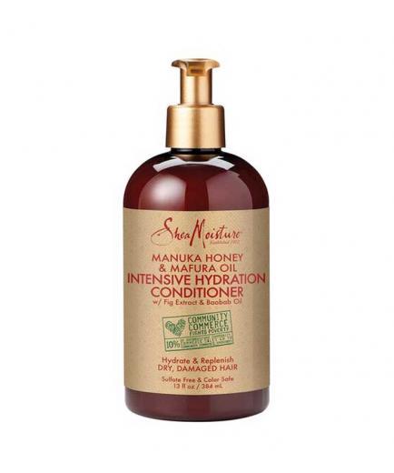 Shea Moisture - Intensive Hydration Conditioner - Manuka Honey and Mafura Oil