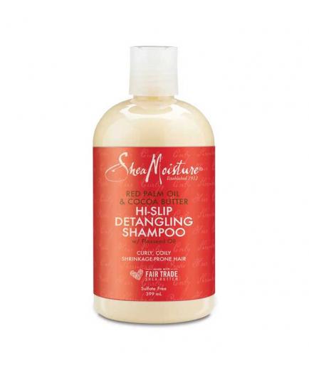 Shea Moisture - Detangling Shampoo Hi-Slip Detangling - Red Palm Oil and Cocoa Butter