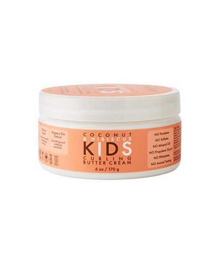 Shea Moisture - *Kids* - Curling Butter Cream - Coconut and Hibiscus