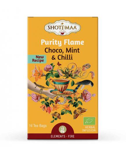 Shoti Maa - Purity Flame Cocoa and chili infusion