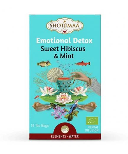 Shoti Maa - Emotional Detox Hibiscus and mint infusion