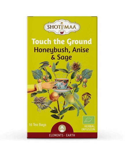 Shoti Maa - Touch the Ground Anise and honey bush Infusion