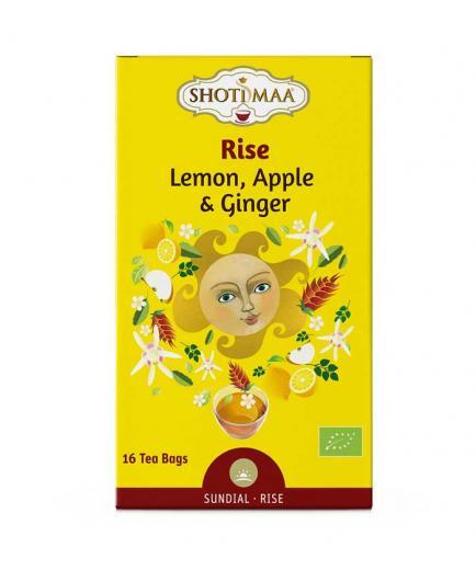 Shoti Maa - Rise Infusion of lemon, apple and ginger