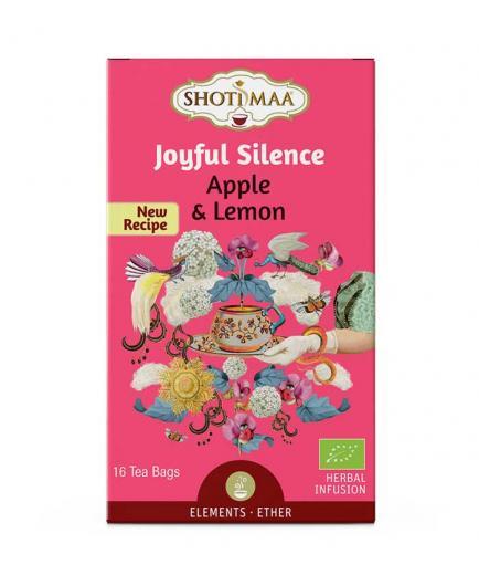 Shoti Maa - Joyful Silence Lemon and apple infusion