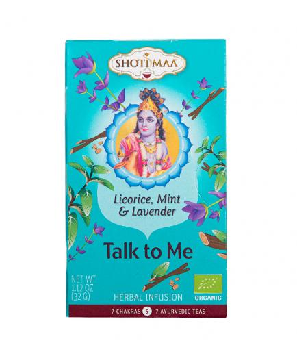 Shoti Maa - Talk To Me Licorice, mint and lavender infusion
