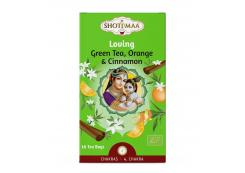 Shoti Maa - Loving Green tea, orange and cinnamon infusion