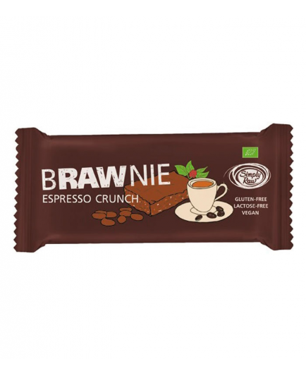 Simply Raw - Brawnie - Espresso Crunch