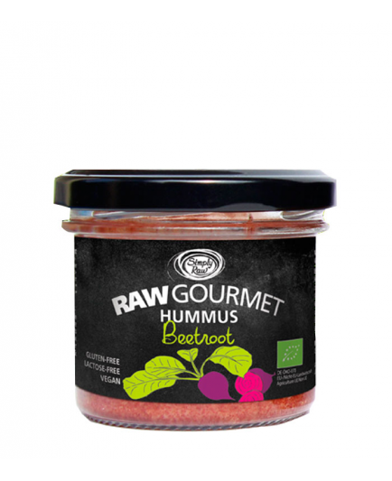 Simply Raw - Humums - Remolacha