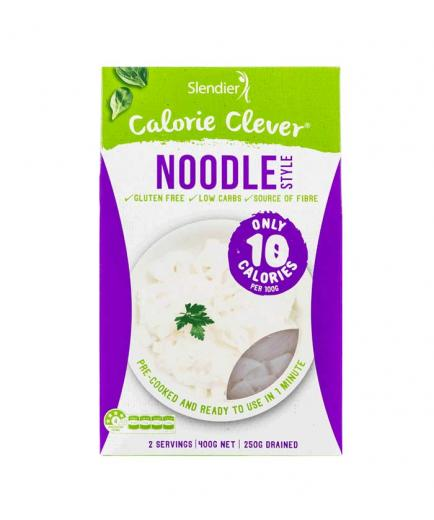 Slendier - Bio Konjac Noodles Pasta 400g