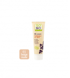 SO'BiO étic - BB Cream Perfeccionador - 01 Beige Nude